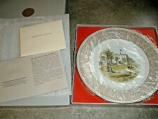 New Lenox Plate Trustees of the White House White House Of The Confederacy