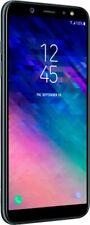 Samsung Galaxy A6 SM-A600U 32GB Factory Unlocked Android Smartphone - Black