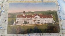 Konstanz Schulhaus Petershausen Ansichtskarte Postkarte 5371