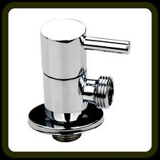 Isolating Stop VALVE For TOILET Shower DOUCHE Bidet Shattaf / Angle Valve