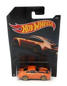 Hot Wheels Porsche 934 Turbo RSR orange Walmart Exotics 5/6