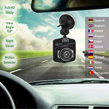 32mb tarjeta SD Eufab KFZ Dashboard cámara 1080 Full-HD Dashcam visión nocturna incl