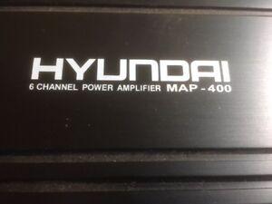 2008 Hyundai Santa Fe Amplifier Amp 96300-2B800 MAP-400