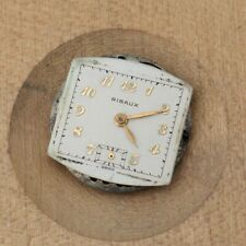 Vintage Font 175 Watch Movement For Parts Repairs Watchmakers Estate Not Running
