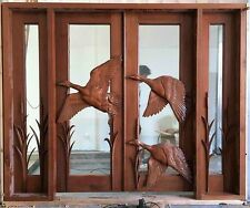 "Custom Designed, Hand-Carved, Solid Wood Door by Monarch Custom Doors 106"" X 96"""