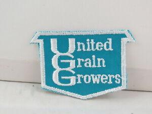 Vintage Farmer Patch - United Grain Growers Logo  - Cotton Patch