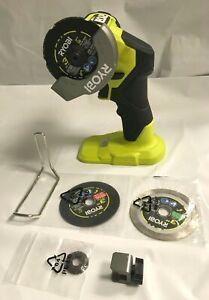 Ryobi PSBCS02B ONE+HP 18V Compact Brushless Cut-Off Tool, GR