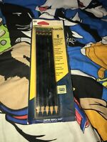 Vintage Empire Pack of 5 Pencils Premier PMA lacquer Finish Wood Sealed Package