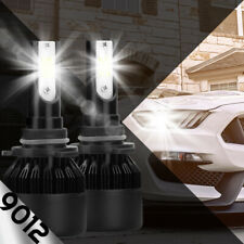 XENTEC LED HID Headlight Conversion kit 9012 6000K for Nissan Maxima 2004-2007