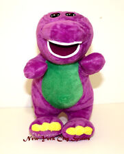 "Barney Plush Singing ""I Love You"" Song 7 Inches"