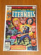 ETERNALS #13 VF (8.0) MARVEL COMICS JULY 1977 CENTS COPY*
