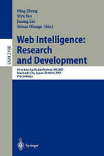 Web Intelligence: Research and Development: First Asia-Pacific Conference, WI 20
