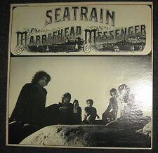 Seatrain-Marblehead Messenger LP 1971 Capitol psych rock VG+