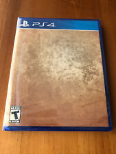 What Remains of Edith Finch PS4 UNRELEASED Variant RARE Promo Limited Run Games