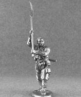 Medieval Ukrainian Farmer with Combat Slash 1/32 Tin Figure Toy Soldiers 54mm