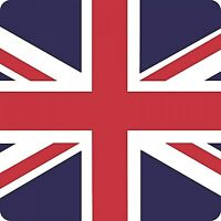 Union Flag single drinks mat / coaster (hb) REDUCED TO CLEAR=================