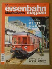 Tren Maqueta de Tren Almac Nr.10 Octubre 2013