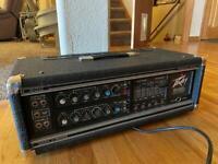 Peavey Mark III Series 400 Bass Amp Head - great!