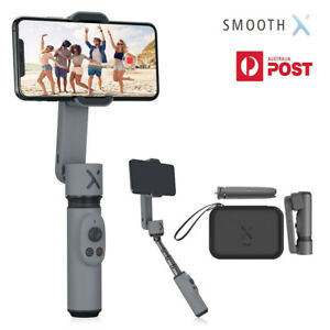Genuine Zhiyun Smooth X 3-Axis Gimbal Stabilizer For Smartphone  iPhone Android