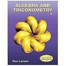 Algebra and Trigonometry by Ron Larson (2013, Hardcover)