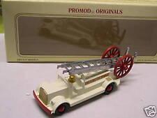 Promod Budgie Toys Open Cab 1920 Fire Escape Hong Kong Brigade