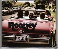 (L748) Rooney, When Did Your Heart Go Missing? - DJ CD