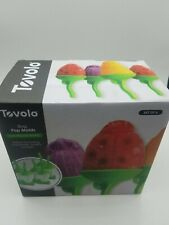 Tovolo Bug Pop Molds Set Of 6 Beetle Caterpillar Lady Bug New