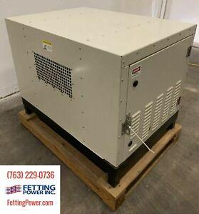 New 3kW Cummins Onan 48V DC Standby NG/LP Generator 3GCAA | S/N: F97L640951