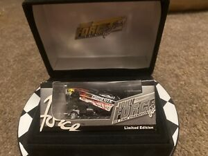 1996 1/64 ACTION RCCA - JOHN FORCE / CASTROL 6 TIME CHAMPION FLAMES FAN CLUB CAR