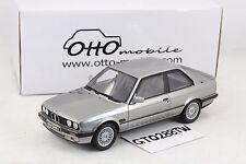 OTTO 1:18 scale BMW E30 325i 2-door Coupe (Silver) *LE 1500pcs* Ottomobile OT571