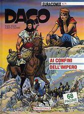 fumetto EURACOMIX NUMERO 71 DAGO 16