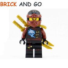 Lego Omino Ninjago NJO200 Nya Skybound + 2 Spade Katana Swords Nuovo New