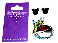 Le Disney Pin✿ Tinker Bell Tink Magical Transportation Monorail Pin-tiquities