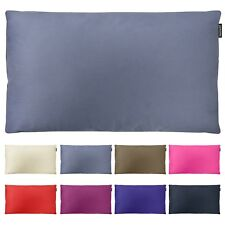 Buckwheat Sleep Pillow with Zip and Organic Filling by WheatyBags®