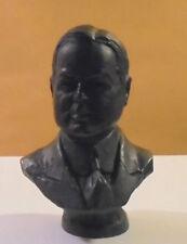 President Hoover Bronze Bust Election Franklin Mint Desk Sculpture Paperweight U