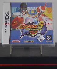 Mega Man Battle Network 5 Double Team DS (Nintendo DS,2006) Neu, verschweisst