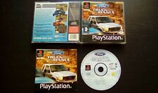 FORD TRUCK MANIA : JEU Sony PLAYSTATION PS1 PS2 (courses COMPLET envoi suivi)