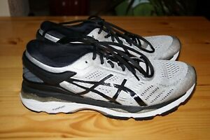 ASICS GEL KAYANO 24 RUNNING TRAINING SHOES SNEAKERS T749N MENS 8.5 - NO INSOLES