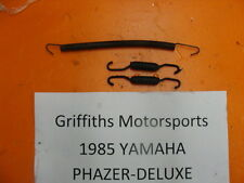 85 86 87 88 84 YAMAHA PHAZER DELUXE EXHAUST PIPE MOUNT SPRINGS ENTICER EXCITER
