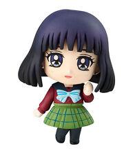 Sailor Moon - Petit Chara 4 Mini Figure Megahouse - HOTARU Saturn (A) smile