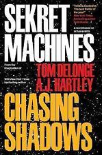 Sekret Machines Book 1: Chasing Shadows by Aj Hartley, Tom Delonge | Paperback B