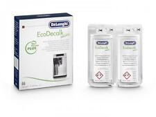 *NEW* Delonghi EcoDecalk Mini Natural Descaler for Bean to Cup Coffee Maker x 2