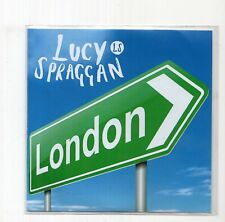 (JB706) Lucy Spraggan, London Bound - 2015 DJ CD
