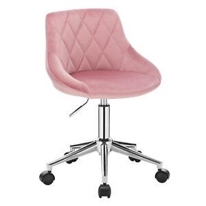 Bürohocker Rollhocker Arbeitshocker Schreibtischstuhl Bürostuhl Rosa BS104rs