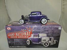 1932 Ford Five Window Grand National Deuce Series #4 1:18 Replica #A1805009 ACME