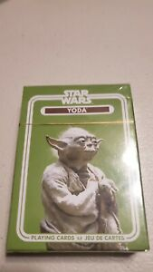 "Star Wars ""Yoda"" Playing Cards"