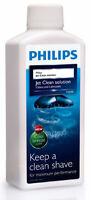 Philips HQ200 Electric Shaver Jet Clean Solution 300ml RQ1280CC RQ1250CC