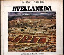 GALERIA DE ARTISTAS - AVELLANEDA - MARTINEZ CEREZO - ILUSTRADO - ESPAÑOL-INGLES