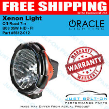 Oracle Lighting Off-Road 7in B08 35W HID Xenon Light - Fl - Part # 5612-012