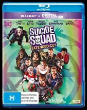 Suicide Squad (Blu-ray Only, No UV) Action, Fantasy Will Smith, Jared Leto